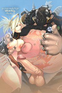 Mercy and Roadhog