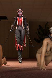 Ana, Pharah and Widowmaker