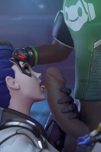 Lucio and Widowmaker