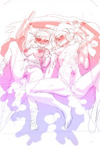 D.Va and Lucio