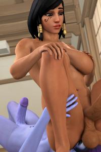 Pharah and Widowmaker