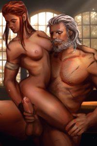 Brigitte and Reinhardt