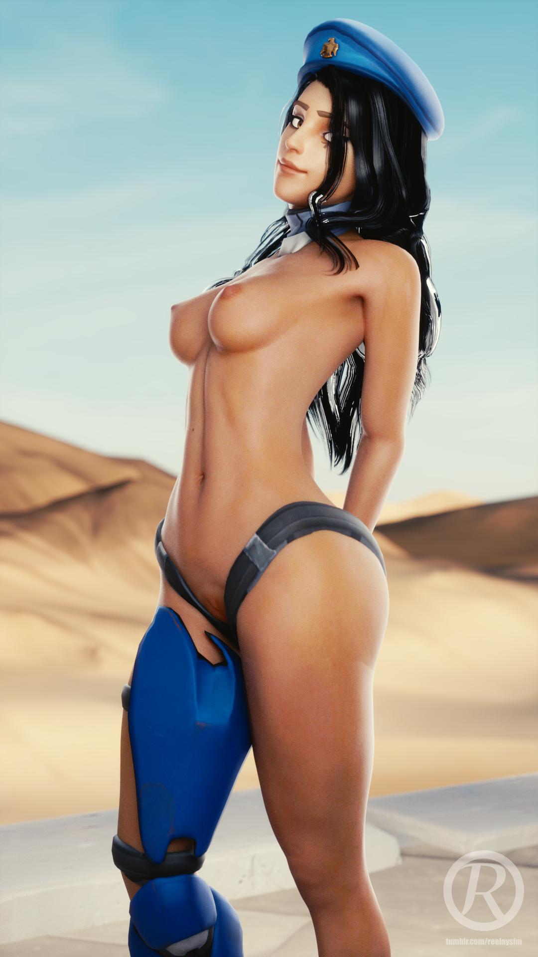 2659157 - Ana_Amari Overlook blender reelay