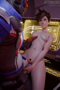 Soldier 76 and Tracer