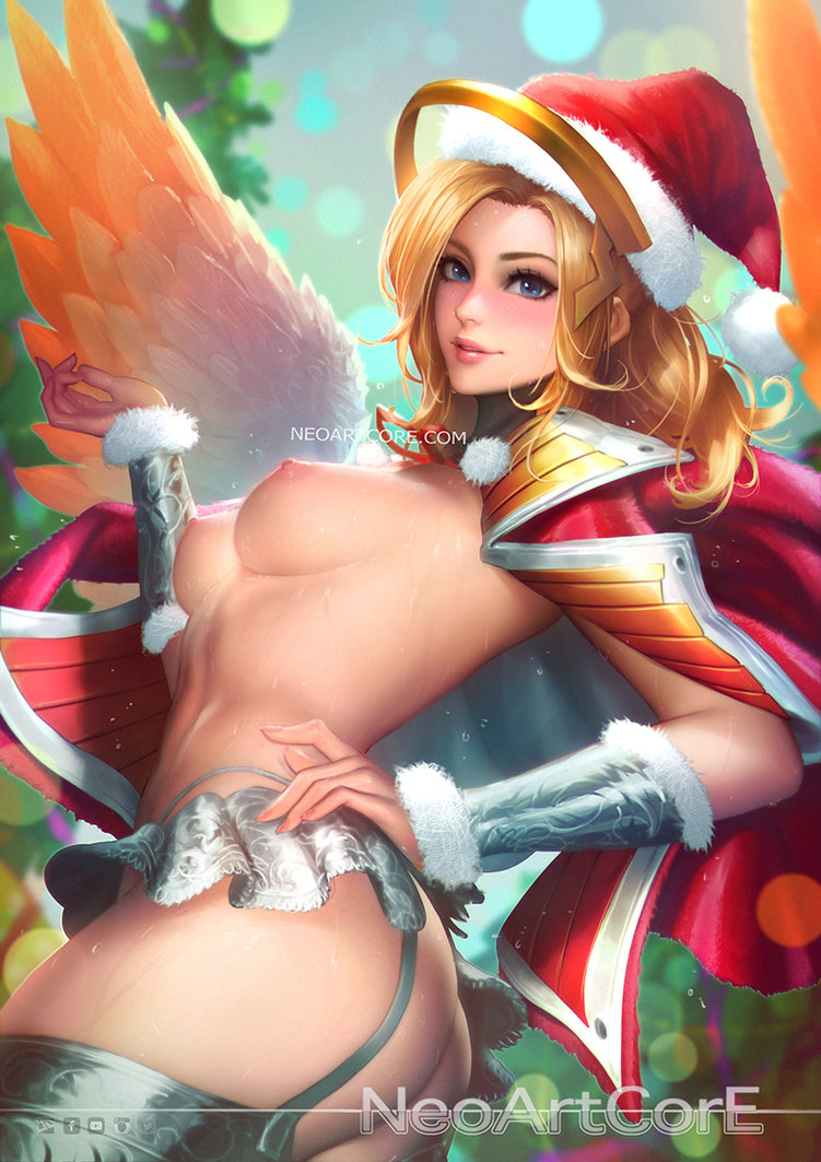 2738899 - Christmas Mercy NeoArtCorE Overlook