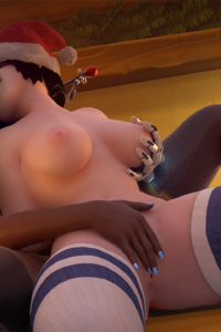 Mei and Symmetra