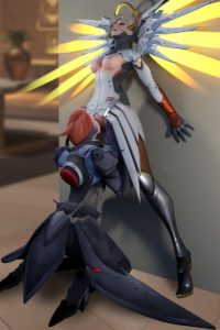 Mercy and Moira