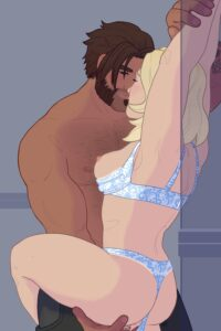 McCree and Mercy