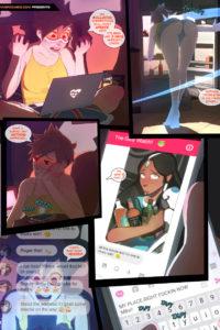 COMIC – The Girly Watch (English)