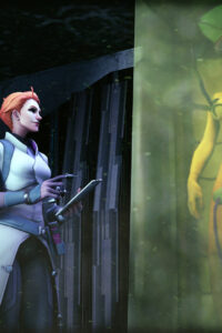 Moira, Tracer and Widowmaker