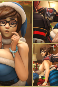 Mei and Zarya