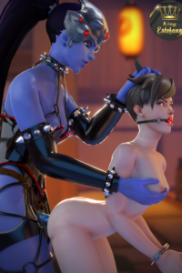 Tracer and Widowmaker